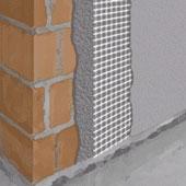Applicazione rete portaintonaco cemento armato precompresso - Rete porta intonaco ...
